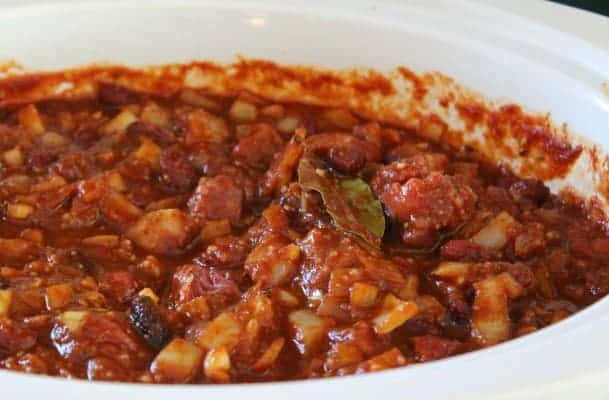 Slow Cooker Texas Chili5