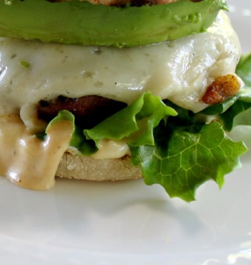 How to make a moist and delicious turkey burger