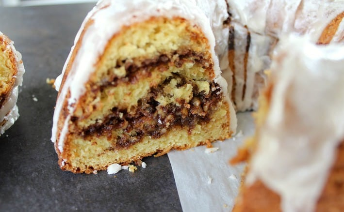 Walnut Cinnamon Coffee Cake2