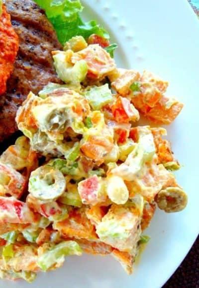 Yam Salad