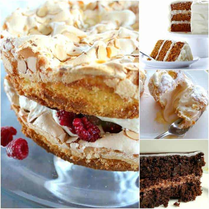 30 Side Dishes And Desserts To Try: Easter Dessert Recipes